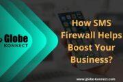 Globe Konnect - SMS Firewall