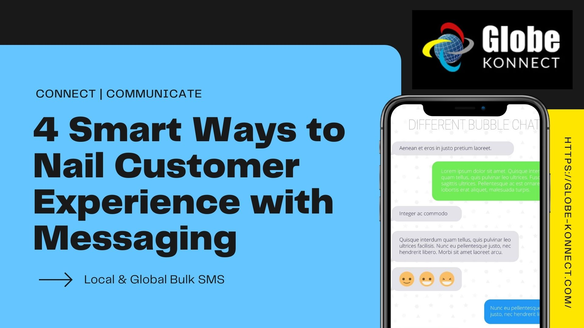 4 Smart Ways to Nail Customer Experience with Messaging